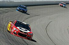 Larson gewinnt in Michigan zweites Saisonrennen von der Pole Position