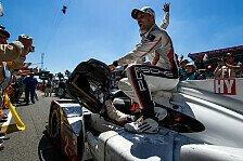 Wechselbad bei Sieger-Porsche in Le Mans: Dachten es sei aus