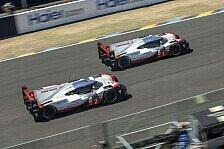 Porsche motzt den 919 Hybrid auf: Rekordjagd zum Abschied