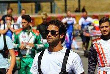 Gaststart von Ex-F1-Pilot Nasr beim ADAC Kart Masters in Wackersdorf