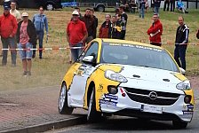 ADAC Opel Rallye Cup - Stemweder Berg: Starkes Comeback für Madsen
