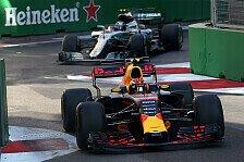 Formel 1, Baku-Vorschau 2018: Mercedes-Konter als Mammutaufgabe
