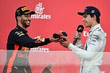 Formel 1 heute vor drei Jahren: Baku versinkt im F1-Chaos