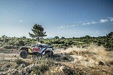 Dakar Rallye - Bilder: Der Peugeot 3008DKR Maxi für die Rallye Dakar 2018