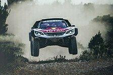 Peugeot zieht sich von der Rallye Dakar zurück