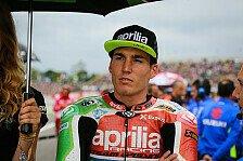 Aleix Espargaro verletzt: Absage für MotoGP-Rennen in Sepang