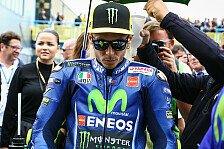 Verletzter Valentino Rossi: WM-Rivalen schreiben den Doktor ab