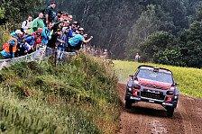 WRC-Kalender 2018: Termine der Rallye-WM fix