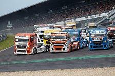 Truck-Grand-Prix am Nürburgring wegen Flut-Katastrophe abgesagt