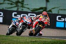 Folger verwundert MotoGP-Champion Marquez am Sachsenring: Was machst du hier?