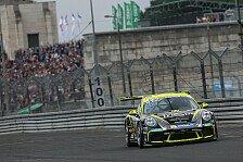 Carrera Cup - Norisring: Schwieriges Heimspiel Huber Racing