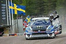 Nächster Rallycross-Sieg für den VW Polo
