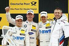 DTM - Bilder: Norisring - Sonntag