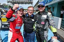 raceunion Huber Racing startet im Porsche Supercup