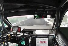 DTM - Video: Krass! Onboard vom Horror-Unfall am Norisring