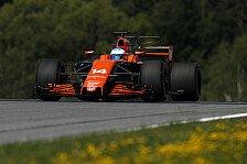 Neue Honda-Spec beim Österreich GP: Die McLaren-Bilanz nach Spielberg