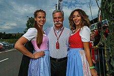 Formel-1-Boss über Grid-Girl-Aus: War nicht mein Wunsch