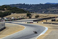 Superbike - Rea holt dominanten Sieg in Lauf 2: News-Ticker: WSBK-Action in Laguna Seca