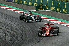 Österreich-Analyse: Wie Ferrari Räikkönen für Vettel geopfert hat