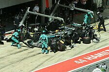 Formel 1 - Video: So arbeiten Mechaniker in der F1