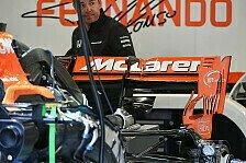 McLaren-Pilot Fernando Alonso: Neuer Honda-Strafenfrust in Silverstone