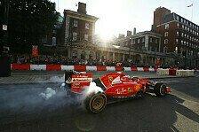 Formel 1 - Bilder: Großbritannien GP - Showevent in London
