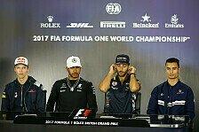 Formel 1 - Bilder: Großbritannien GP - Donnerstag