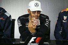 Mercedes-Pilot Lewis Hamilton schwänzt London-Event als Einziger: Fans sauer