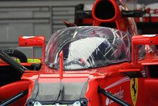 Ferrari zeigt erstmals Cockpit-Kanzel Shield