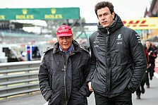 Formel 1, Toto Wolff: Ich denke jeden Tag an Niki