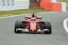 Großbritannien GP in Silverstone: Hamilton siegt, Reifen-Horror bei Ferrari