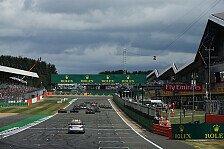 Formel 1, Wetter in Silverstone: Droht in England wieder Regen?
