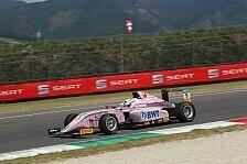 ADAC Formel 4 - Mugello: Mücke-Duo beeindruckt mit starker Renpace
