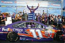 NASCAR - Bilder: Overton's 301 - 19. Lauf