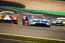 WEC 2017: Aston Martin, Ferrari, Ford mit GTE-Auto-BoP happy