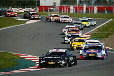 DTM - Video: Enge Nummer: Der Indy-Restart in Moskau