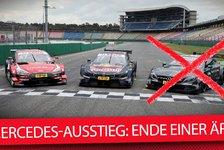Berger, Haug, Stuck: Stimmen zum Mercedes-Ausstieg