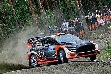 WRC - Bilder: Rallye Finnland - Shakedown