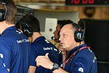 Formel 1: Sauber-Teamchef Frederic Vasseur erklärt Zusammenarbeit mit Ferrari