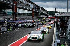 Blancpain GT Series - Video: Spa 24h Live-Stream: Super Pole Qualifying jetzt live anschauen