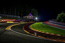 Blancpain GT Series - Video: Live-Stream Spa 24h: Das Nacht-Training jetzt live