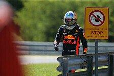 Ricciardo und Verstappen verfehlen Ziel: Keine Red-Bull-Show im Ungarn-Quali