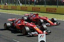 Ferrari-Comeback in Ungarn: Das sind die Gründe für die rote Reihe eins