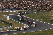 Ungarn GP 1986: Die F1 hinter dem Eisernen Vorhang