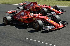 Formel 1 - Mercedes sieht Start als einzige Chance: Favoriten-Check: Ferrari-Spaziergang in Ungarn?