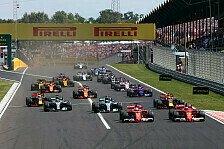 Formel 1 Ungarn 2018 heute live: RTL, ORF, Live-TV, Livestream