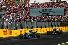 Villeneuve: Bottas hat Platztausch in Ungarn nicht verdient