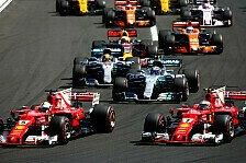 WM-Duell mit Vettel: Rächt sich Mercedes' Fairplay in Ungarn für Lewis Hamilton?