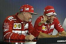 Ferrari-Boss Marchionne: Räikkönen/Vettel 2018 fast sicher, Team nicht ruinieren