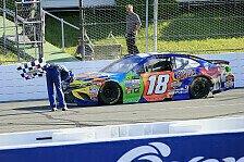 NASCAR - Bilder: Overton's 400 - 21. Lauf